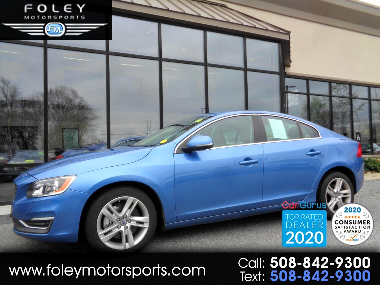 Volvo S60 4dr Sdn T5 AWD 2015