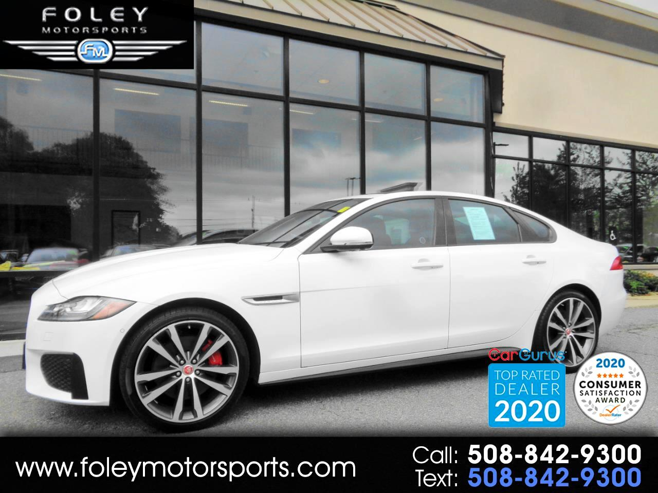 Jaguar XF Sedan S AWD 2018