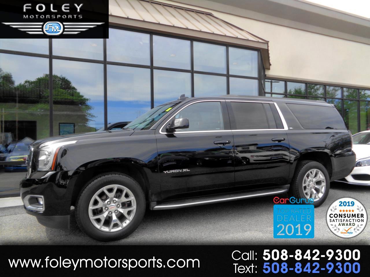 GMC Yukon XL 4WD 4dr SLT 2018