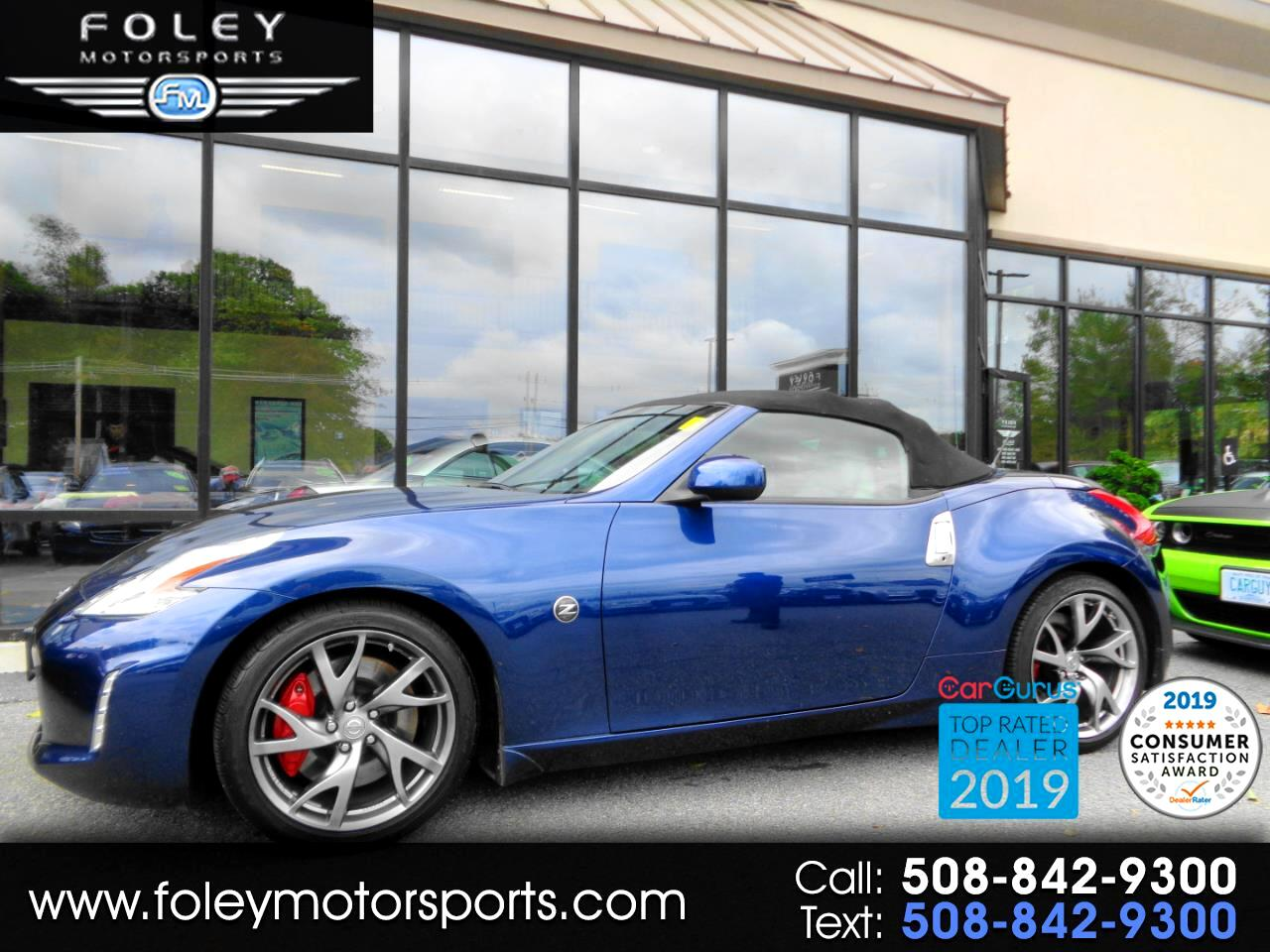 Nissan 370Z 2dr Roadster Manual Touring 2014