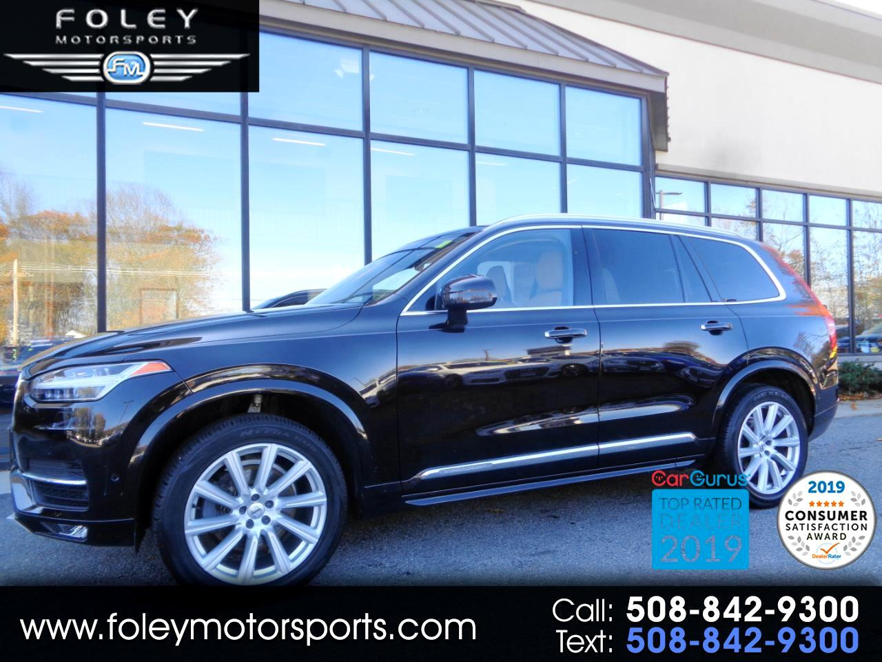 Volvo XC90 AWD 4dr T6 Inscription 2016
