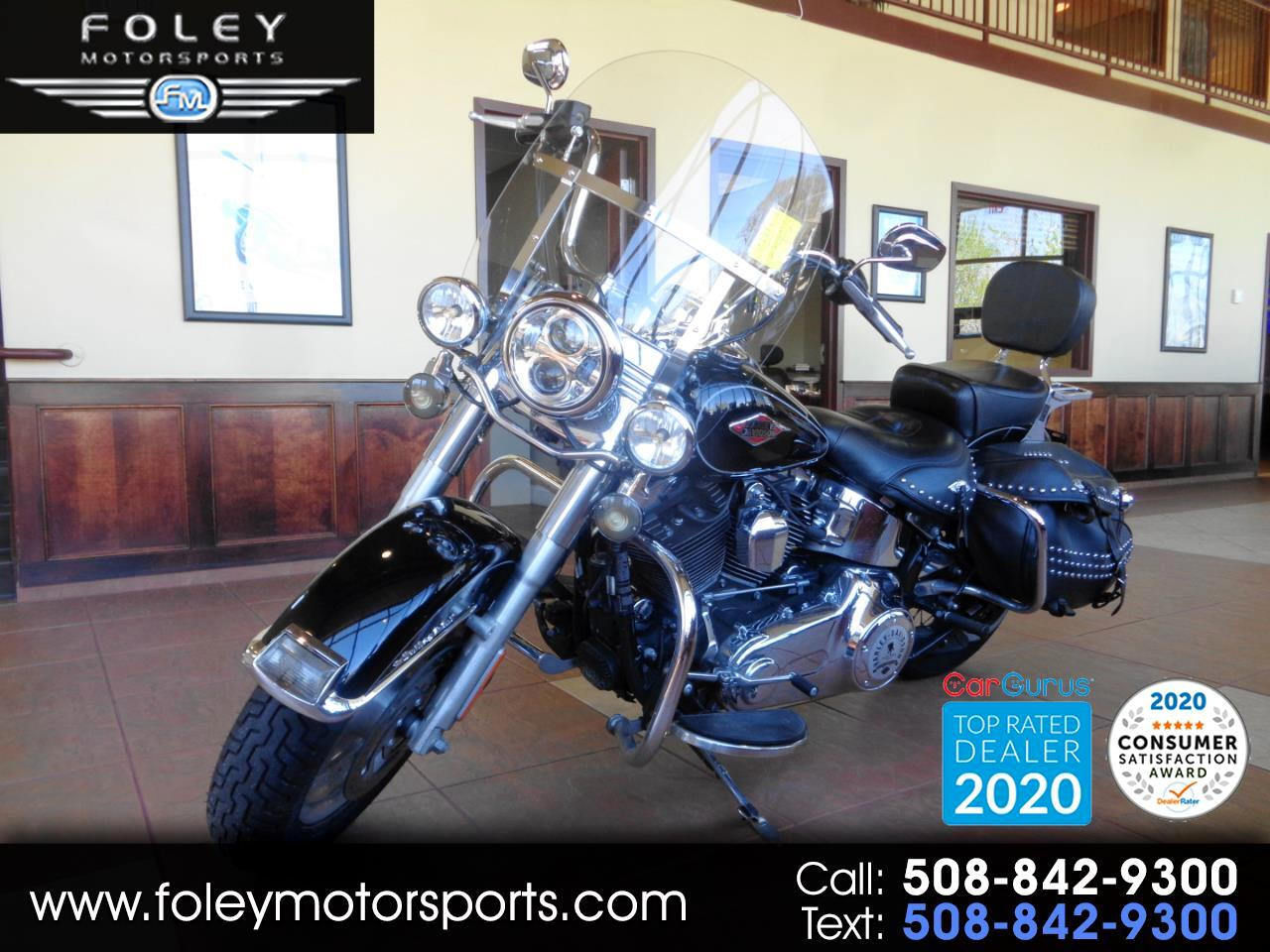 Harley-Davidson FLSTC  2015