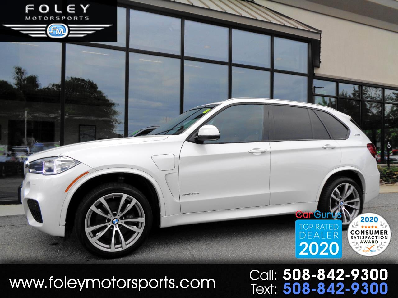 BMW X5 xDrive40e iPerformance Sports Activity Vehicle 2017
