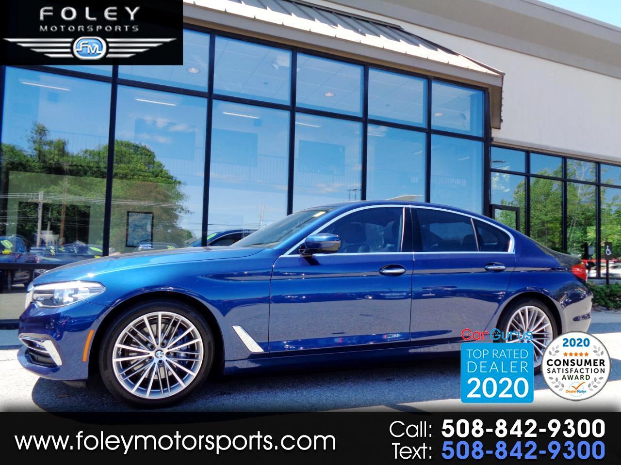 BMW 5 Series 530i xDrive Sedan 2017