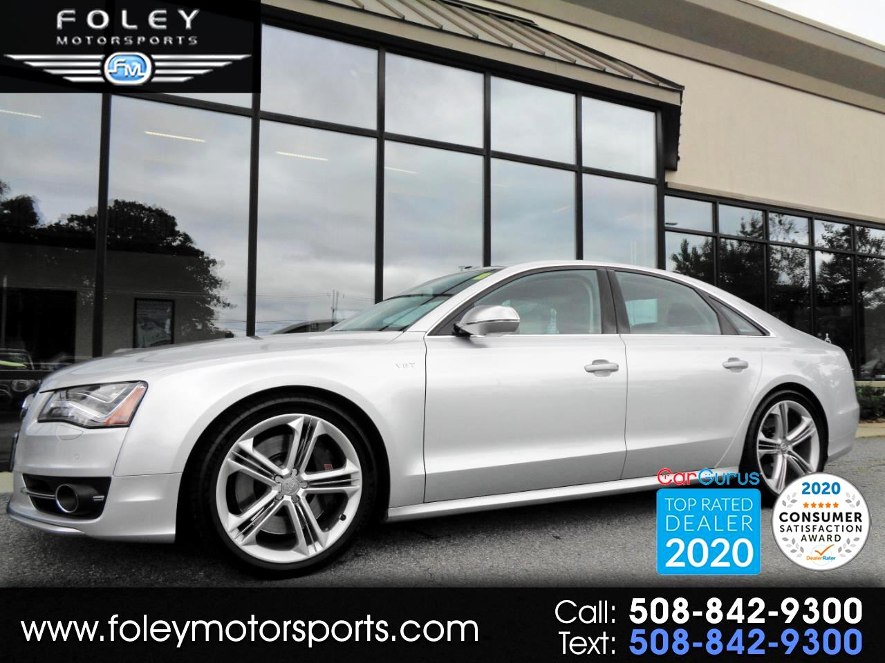 Audi S8 4dr Sdn 2013