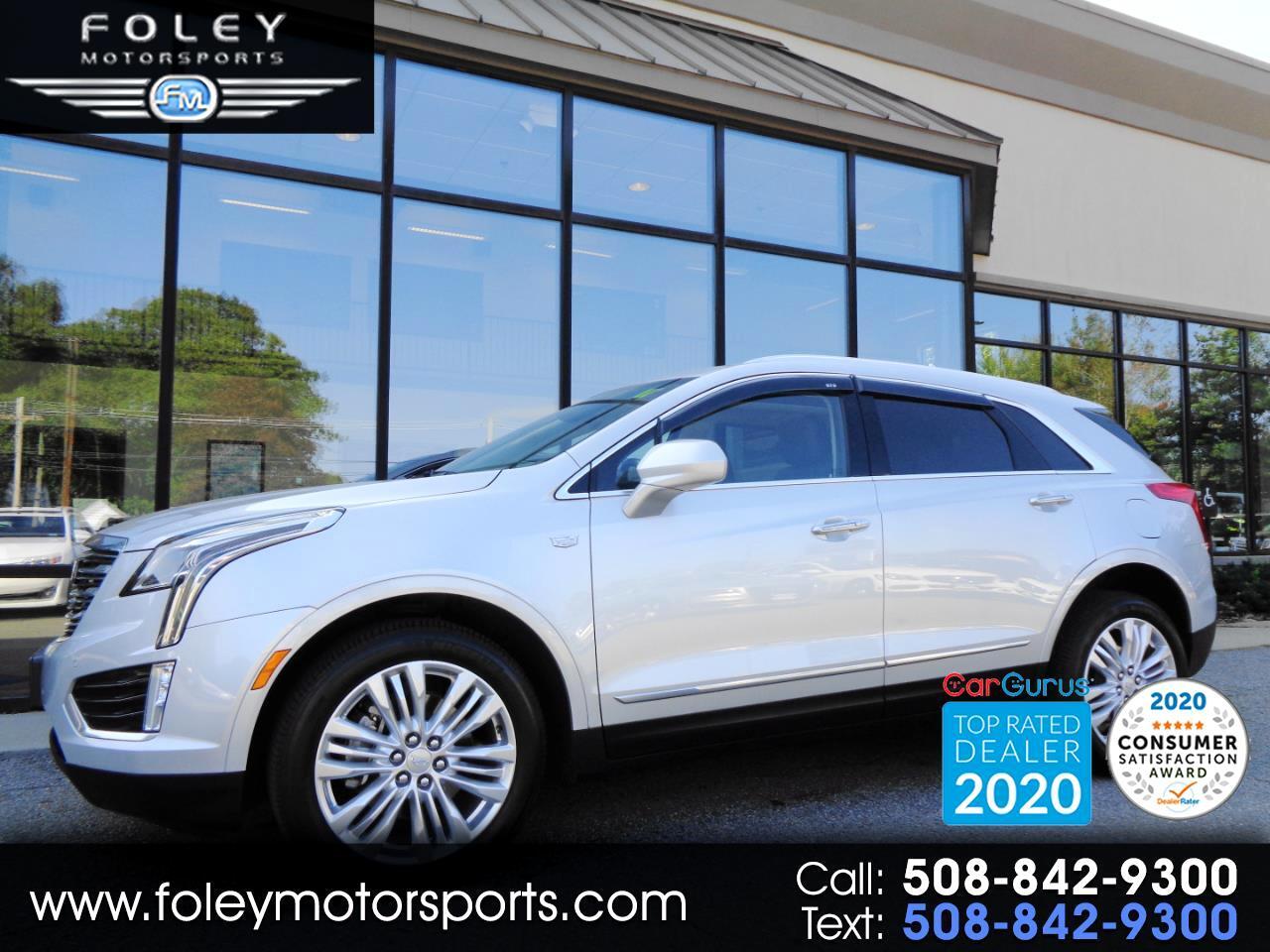 Cadillac XT5 AWD 4dr Premium Luxury 2019