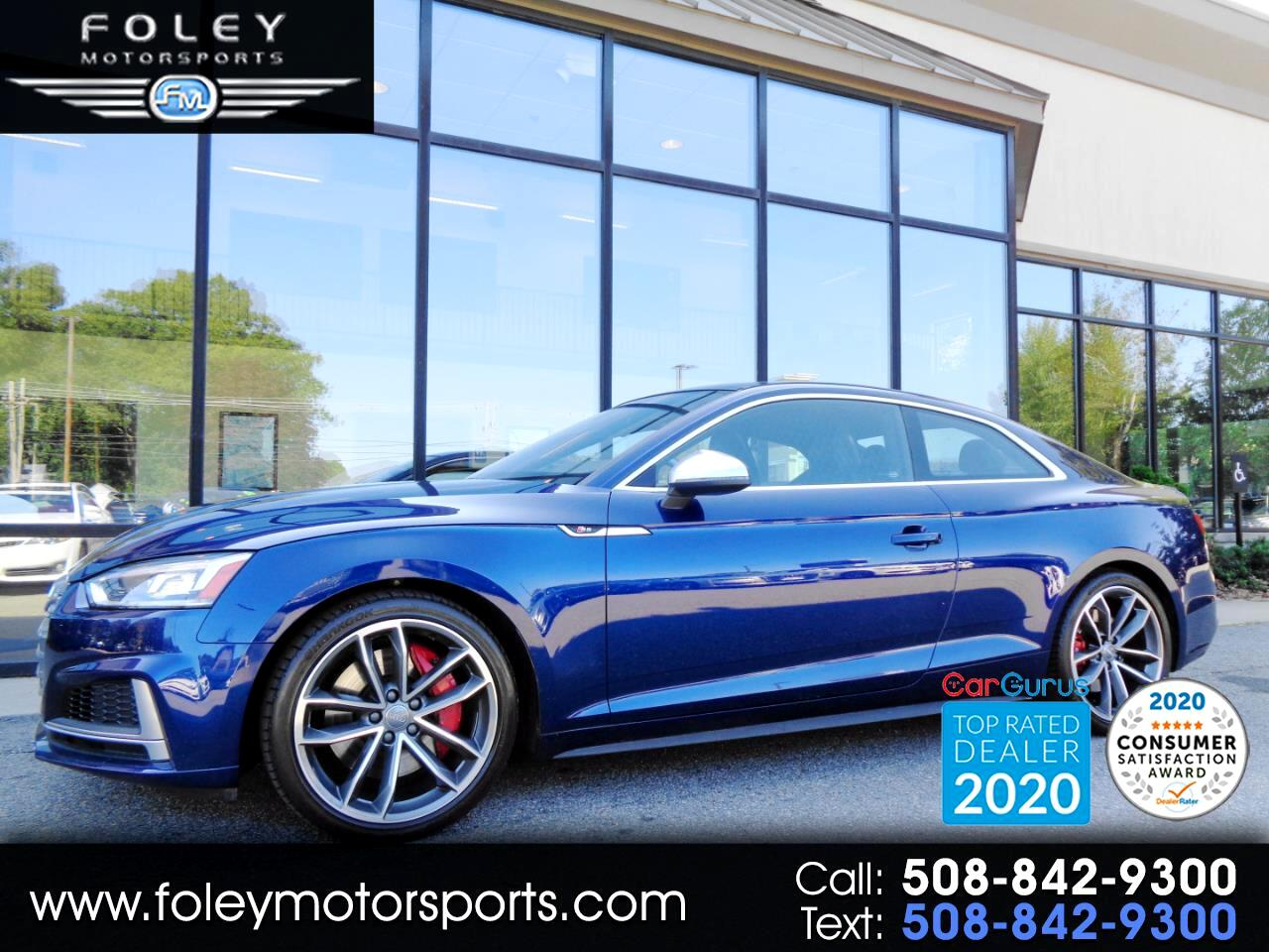 Audi S5 Coupe 3.0 TFSI Premium Plus 2018