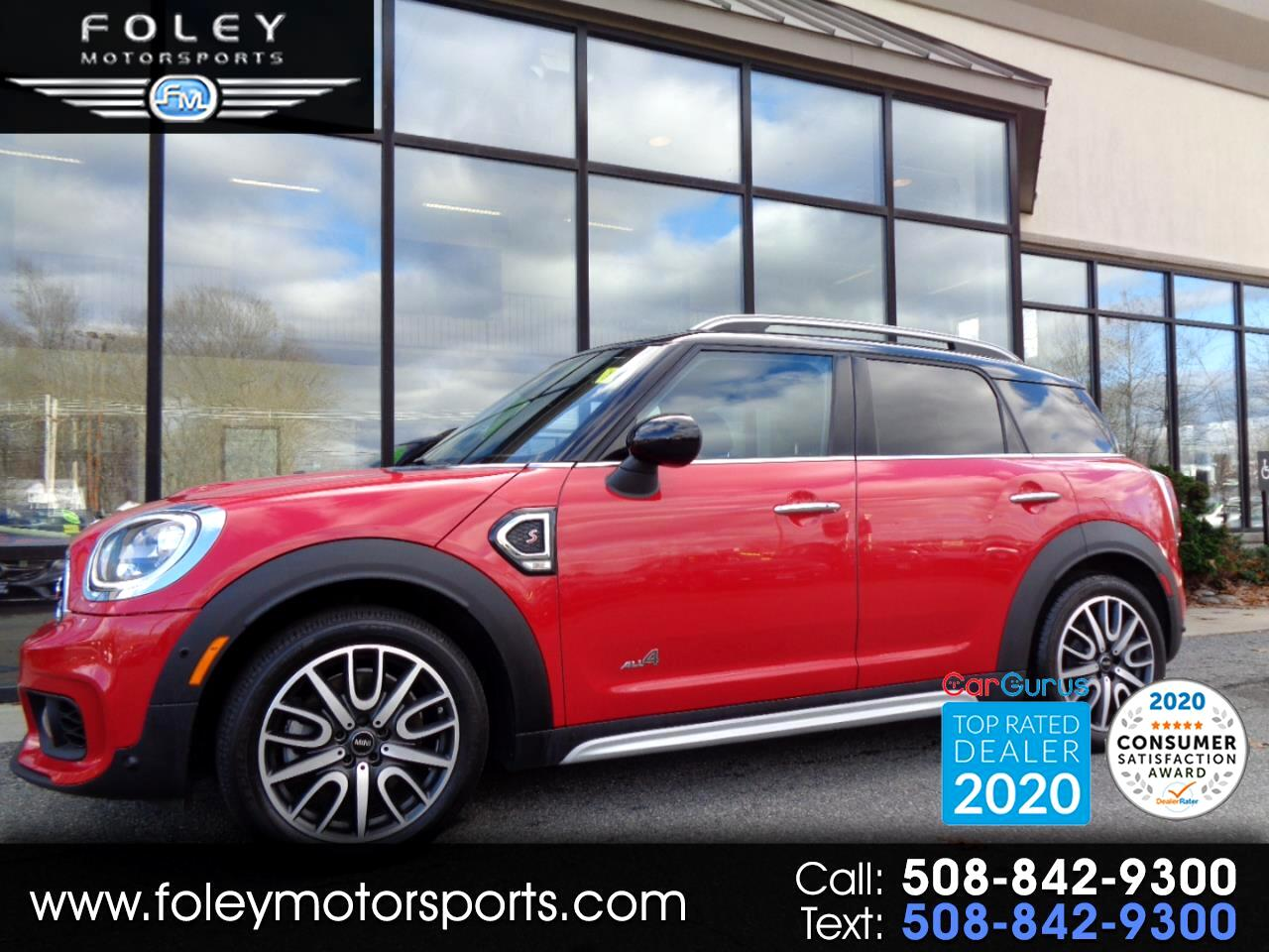 MINI Countryman Cooper S ALL4 2017
