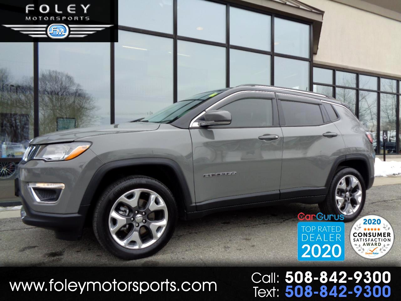 Jeep Compass Limited 4x4 2019
