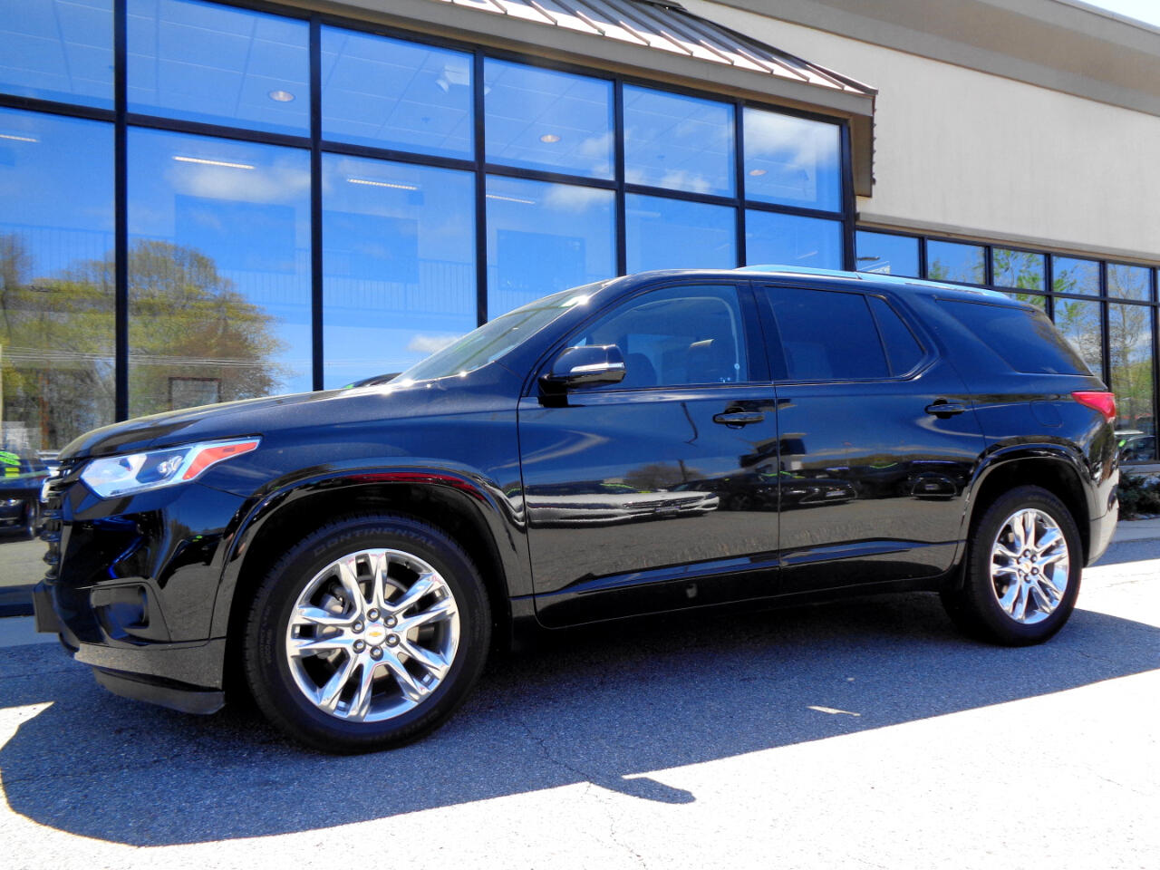 Chevrolet Traverse AWD 4dr High Country w/2LZ 2019