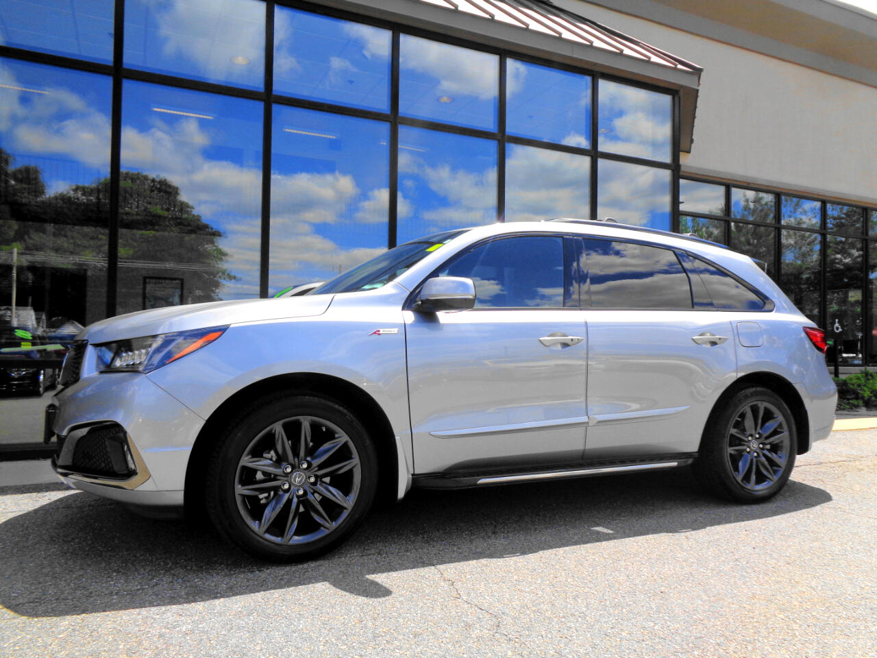 Acura MDX SH-AWD 7-Passenger w/Technology/A-Spec Pkg 2020
