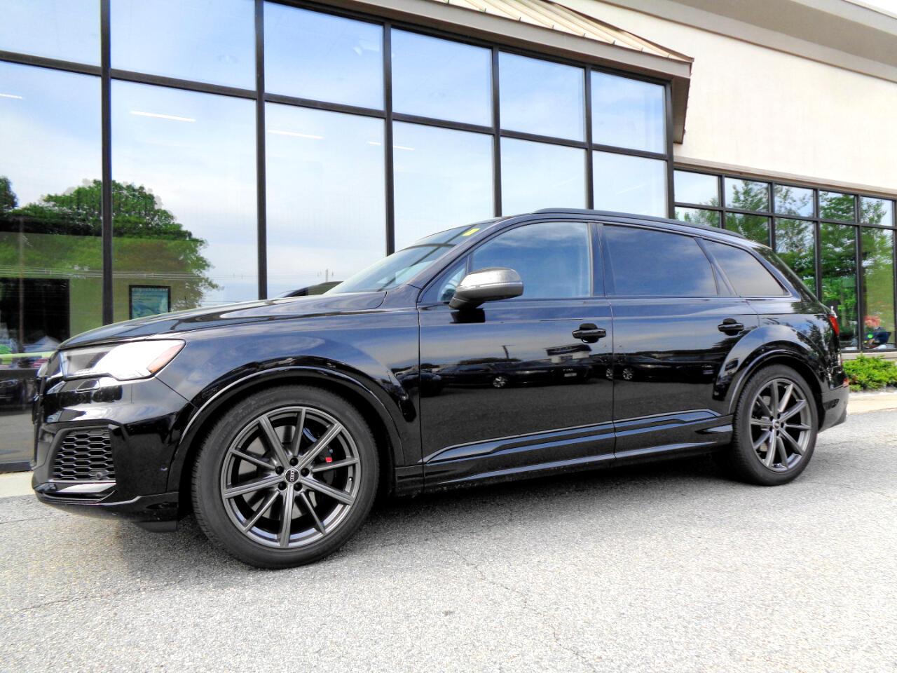 Audi SQ7 Prestige 4.0 TFSI quattro 2021