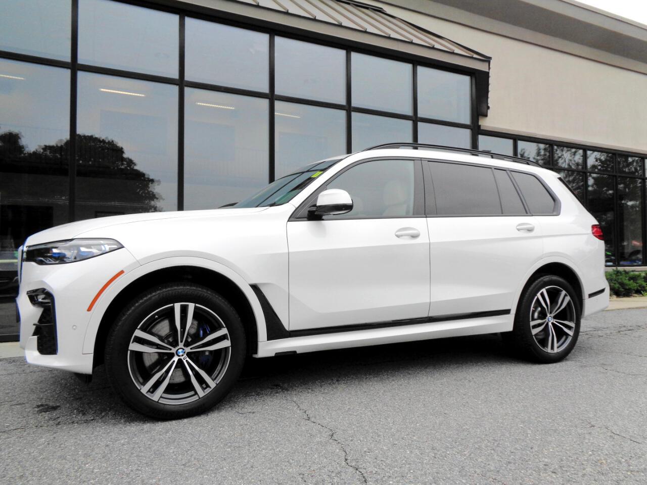BMW X7 xDrive50i Sports Activity Vehicle 2019