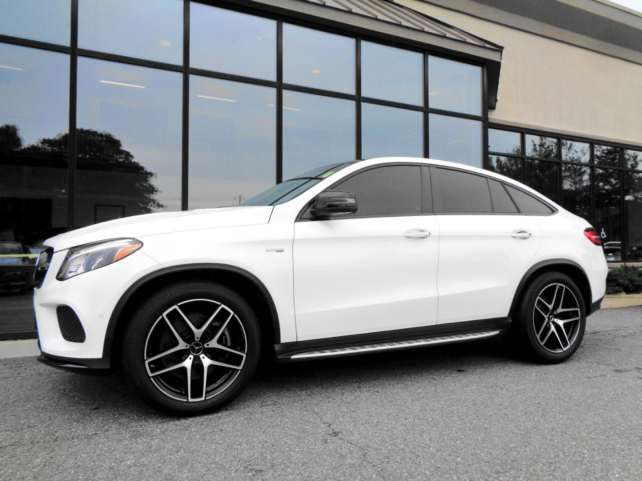 Mercedes-Benz GLE AMG GLE 43 4MATIC Coupe 2019
