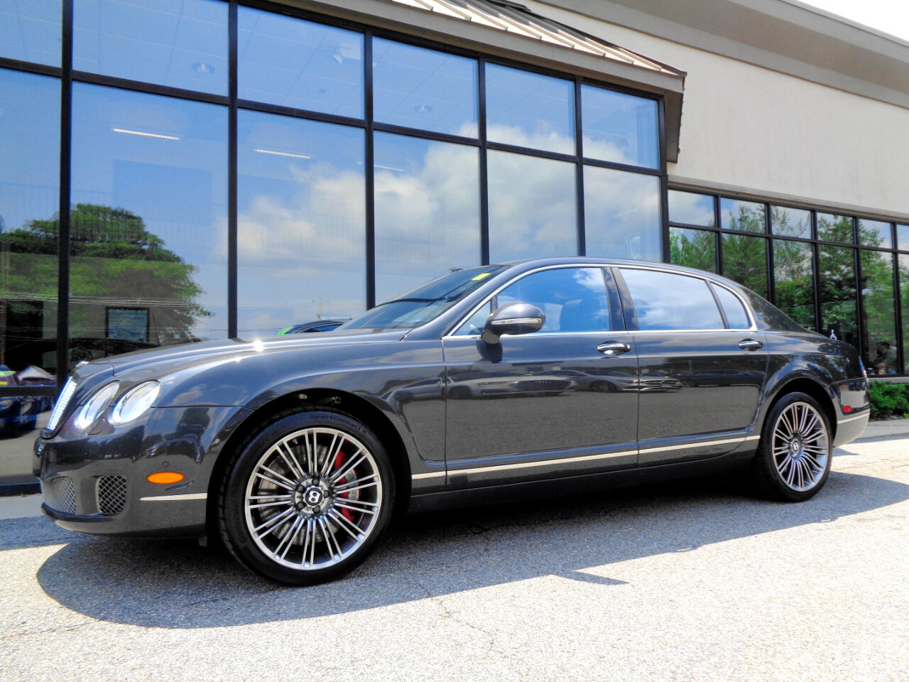 Bentley Continental Flying Spur 4dr Sdn Speed 2011