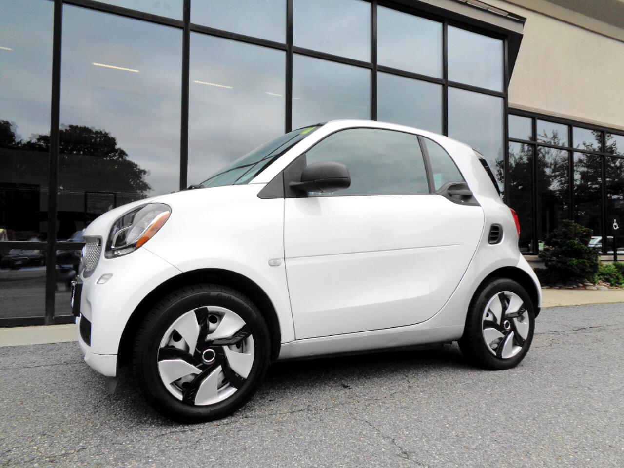 Smart Fortwo 2dr Cpe Passion 2016