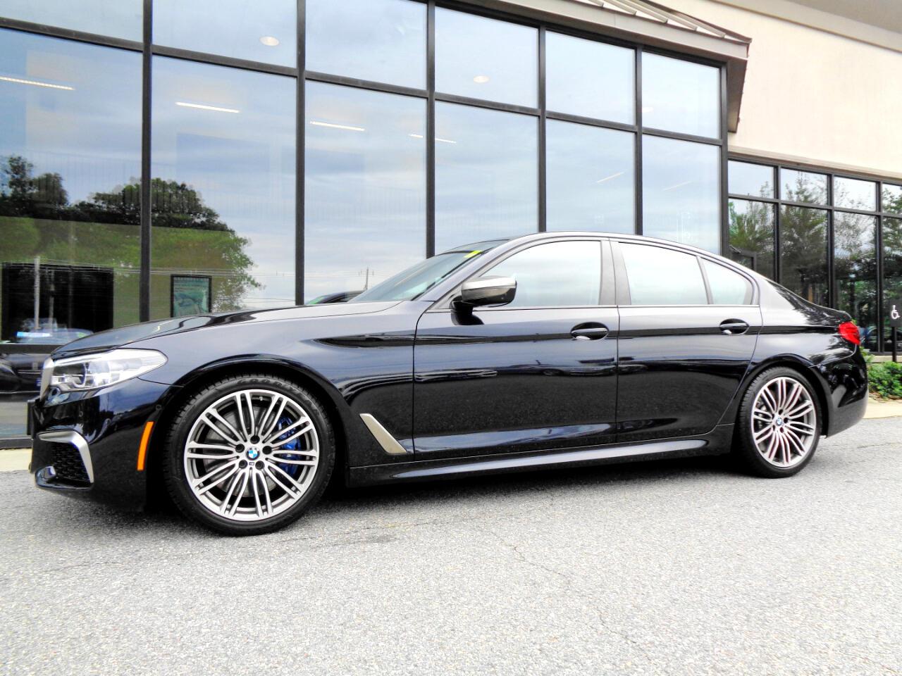 BMW 5 Series M550i xDrive Sedan 2020