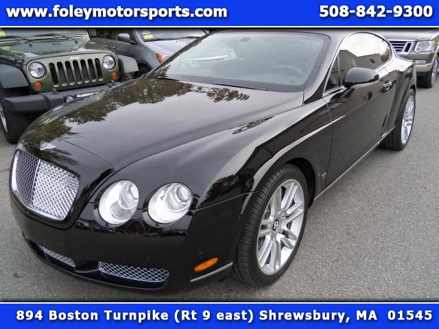 2007 Bentley Continental GT Diamond Edition Coupe