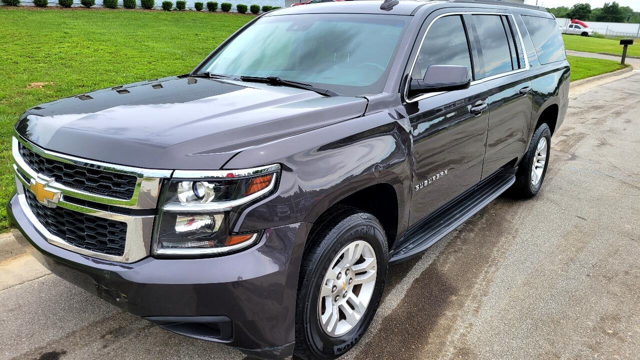 Chevrolet Suburban 1500 2015