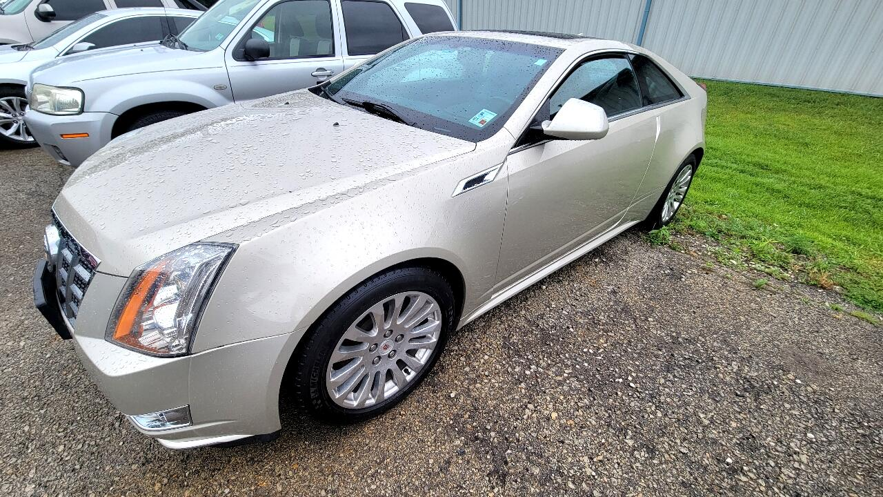 Cadillac CTS Performance Coupe w/ Navigation 2013