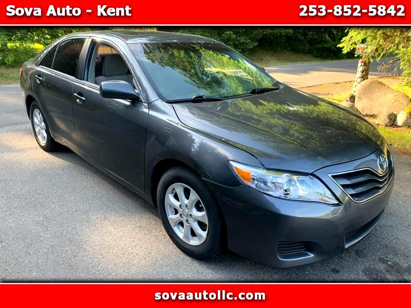 Toyota Camry SE 6-Spd AT 2011