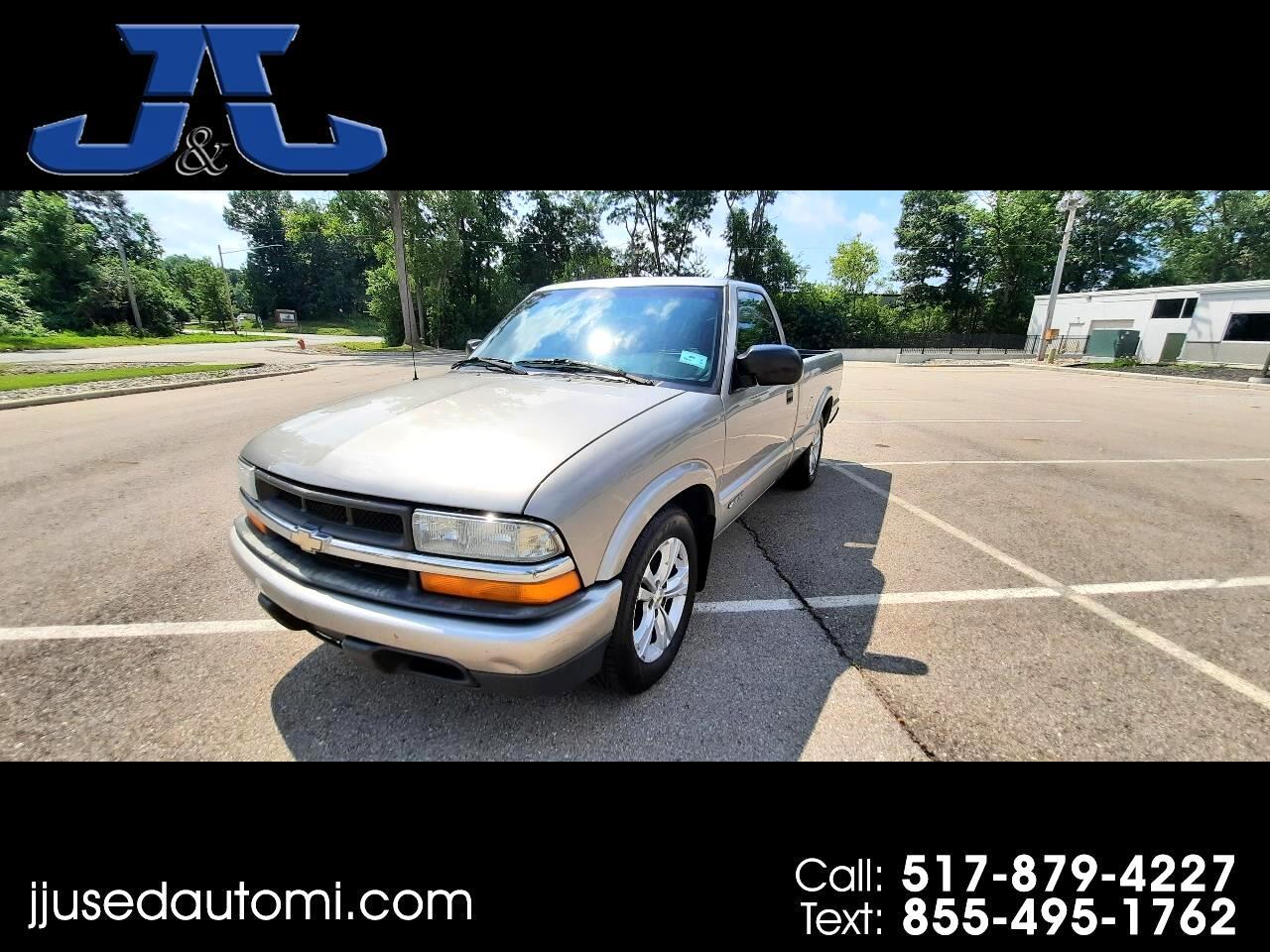 2003 Chevrolet S10 Pickup 2WD LS