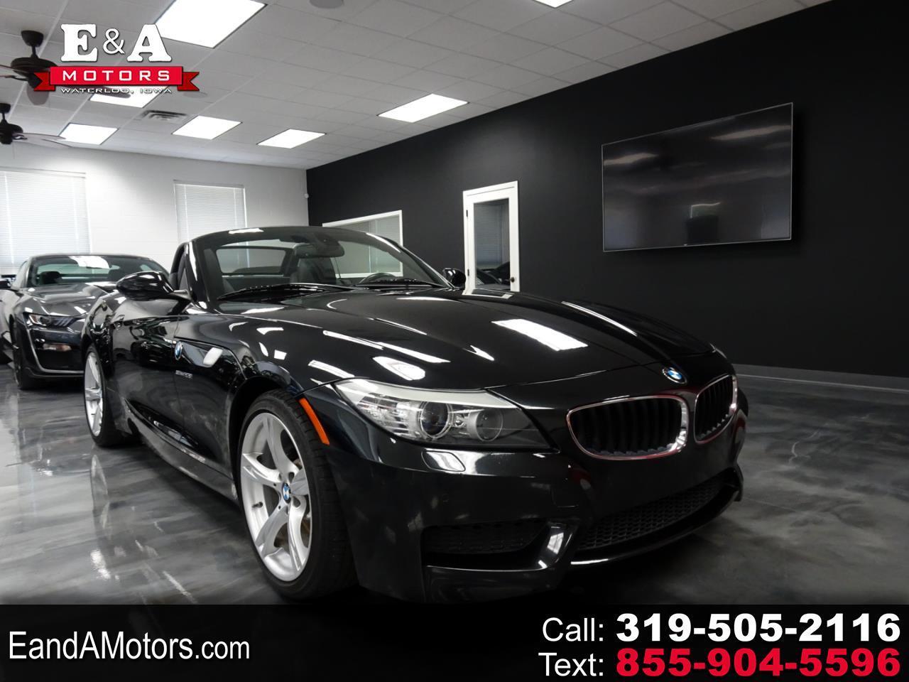 BMW Z4 sDrive28i 2013