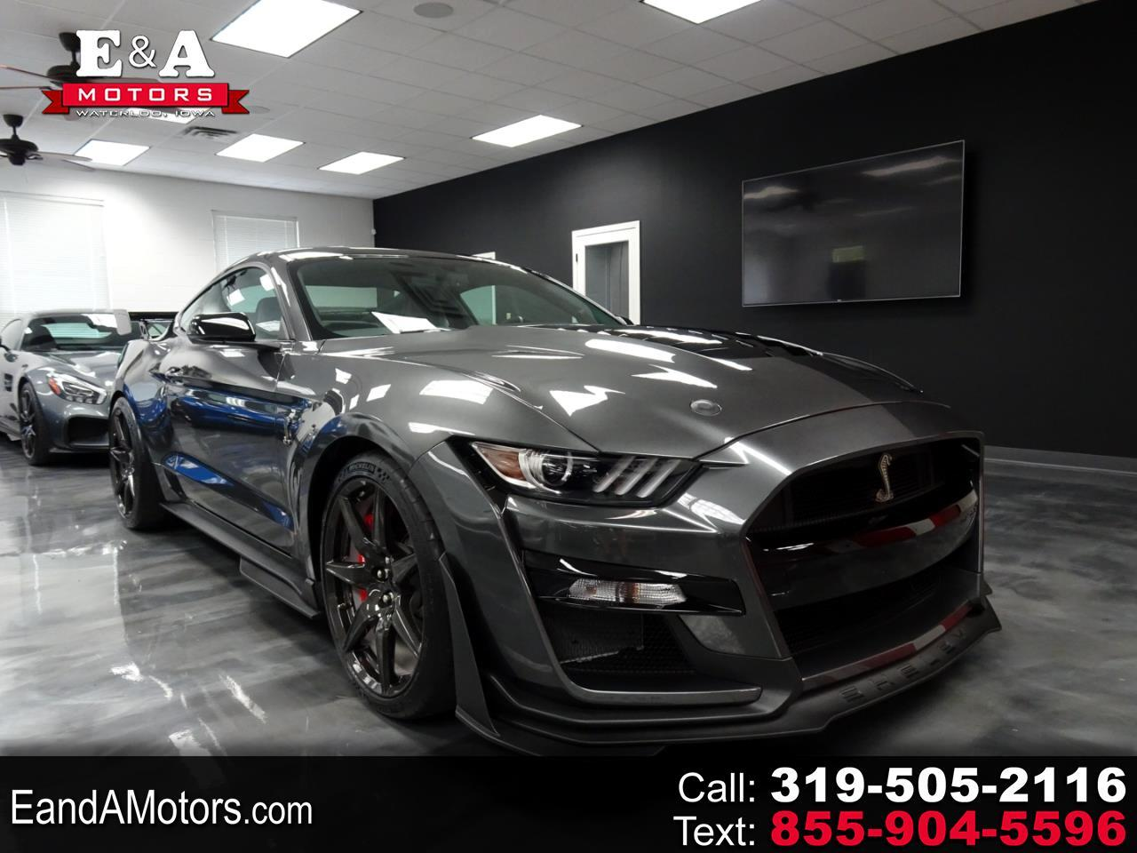 Ford Shelby GT500 Coupe 2020