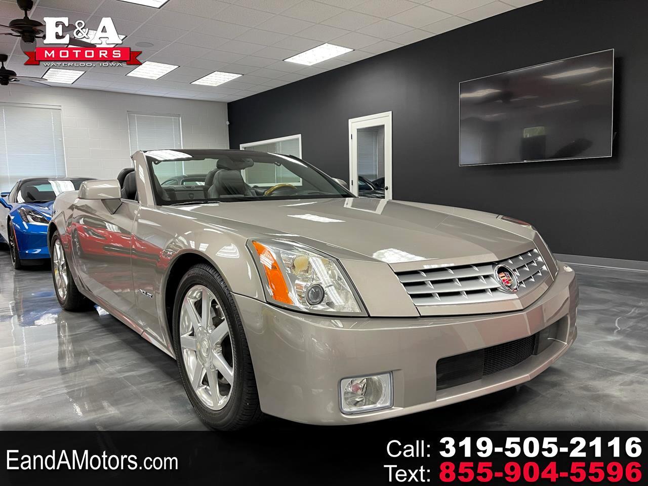 Cadillac XLR  2004