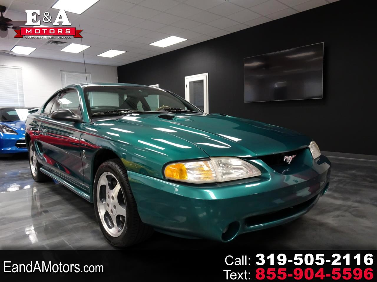 Ford Mustang Cobra Coupe 1997