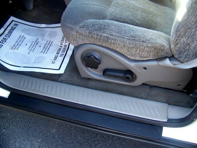 2003 Chevrolet TrailBlazer LTZ 4WD
