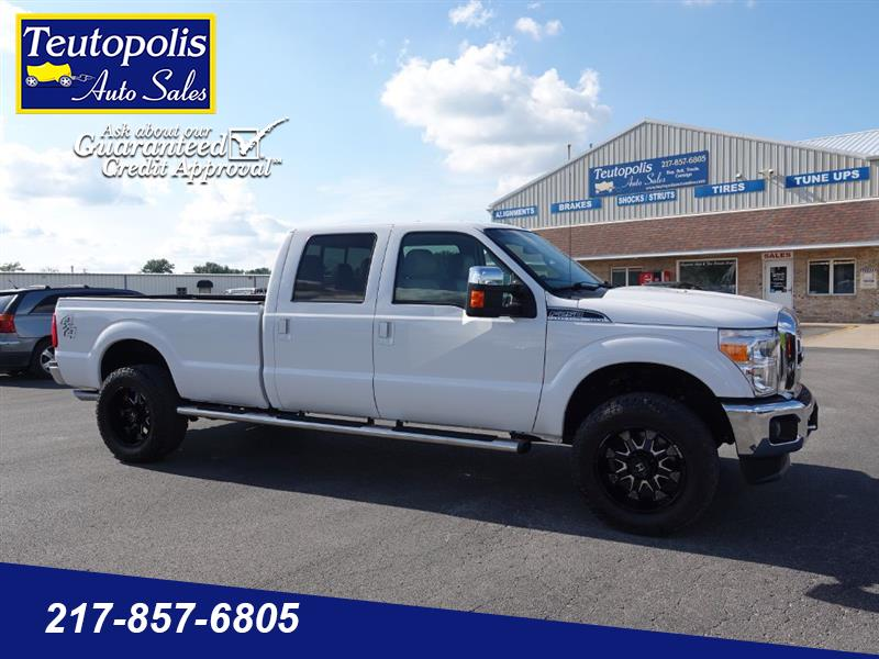 Ford F-250 SD Lariat Crew Cab Long Bed 4WD 2015