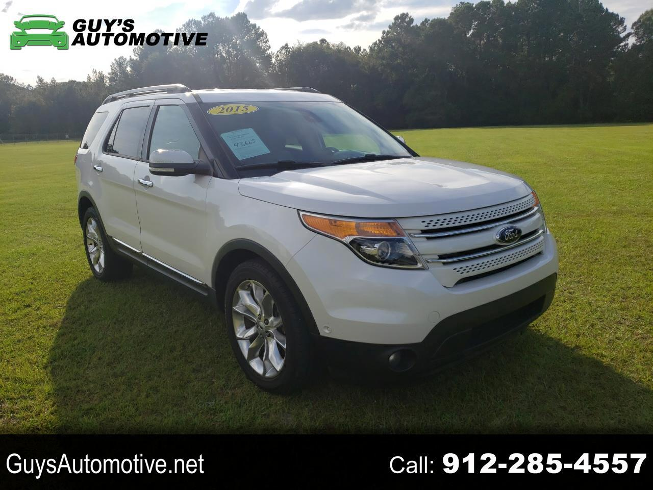 Ford Explorer Limited FWD 2015