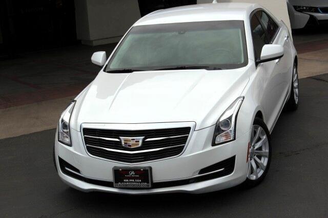 Cadillac ATS 2.0L Standard RWD 2017