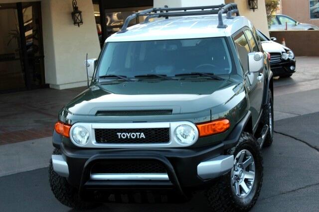 Toyota FJ Cruiser 4WD MT 2014