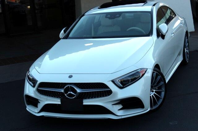 Mercedes-Benz CLS-Class CLS450 2019