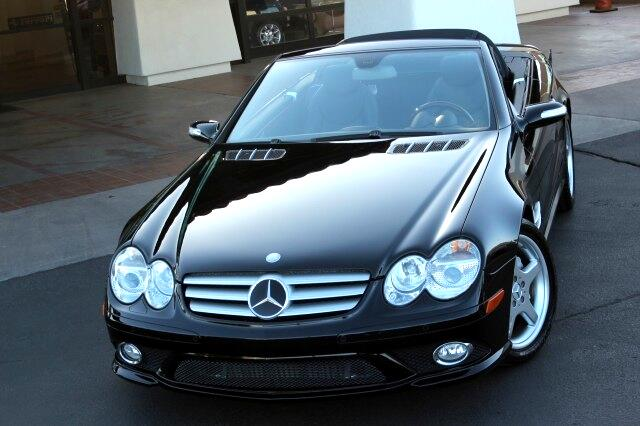 Mercedes-Benz SL-Class SL600 2007