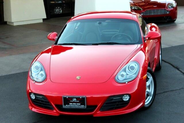 Porsche Cayman Base 2010