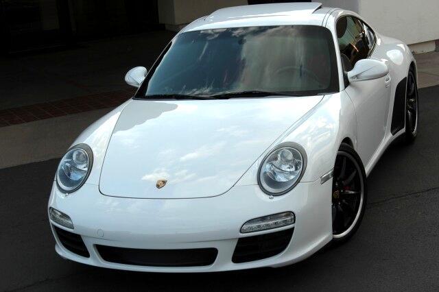 Porsche 911 Carrera 4S Coupe 2009