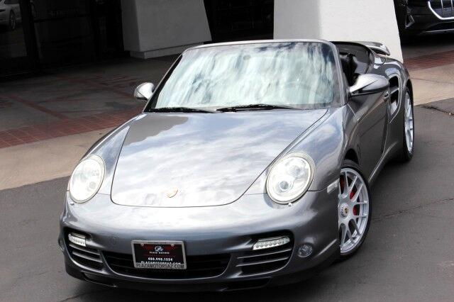 Porsche 911 Turbo Cabriolet 2010