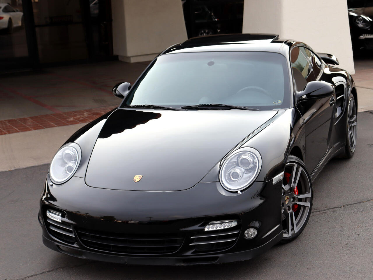 Porsche 911 Turbo Coupe 2010