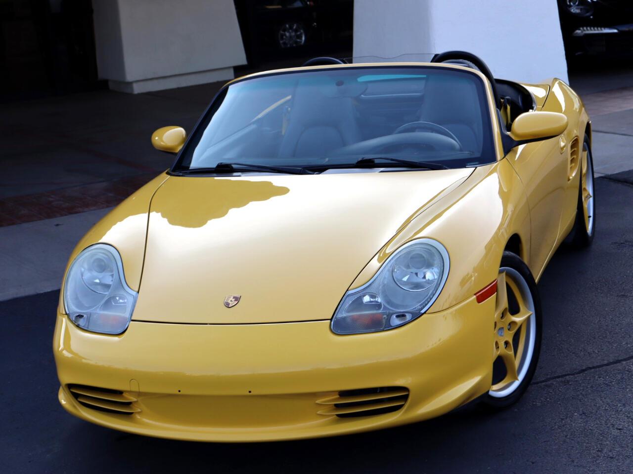 Porsche Boxster Base 2004