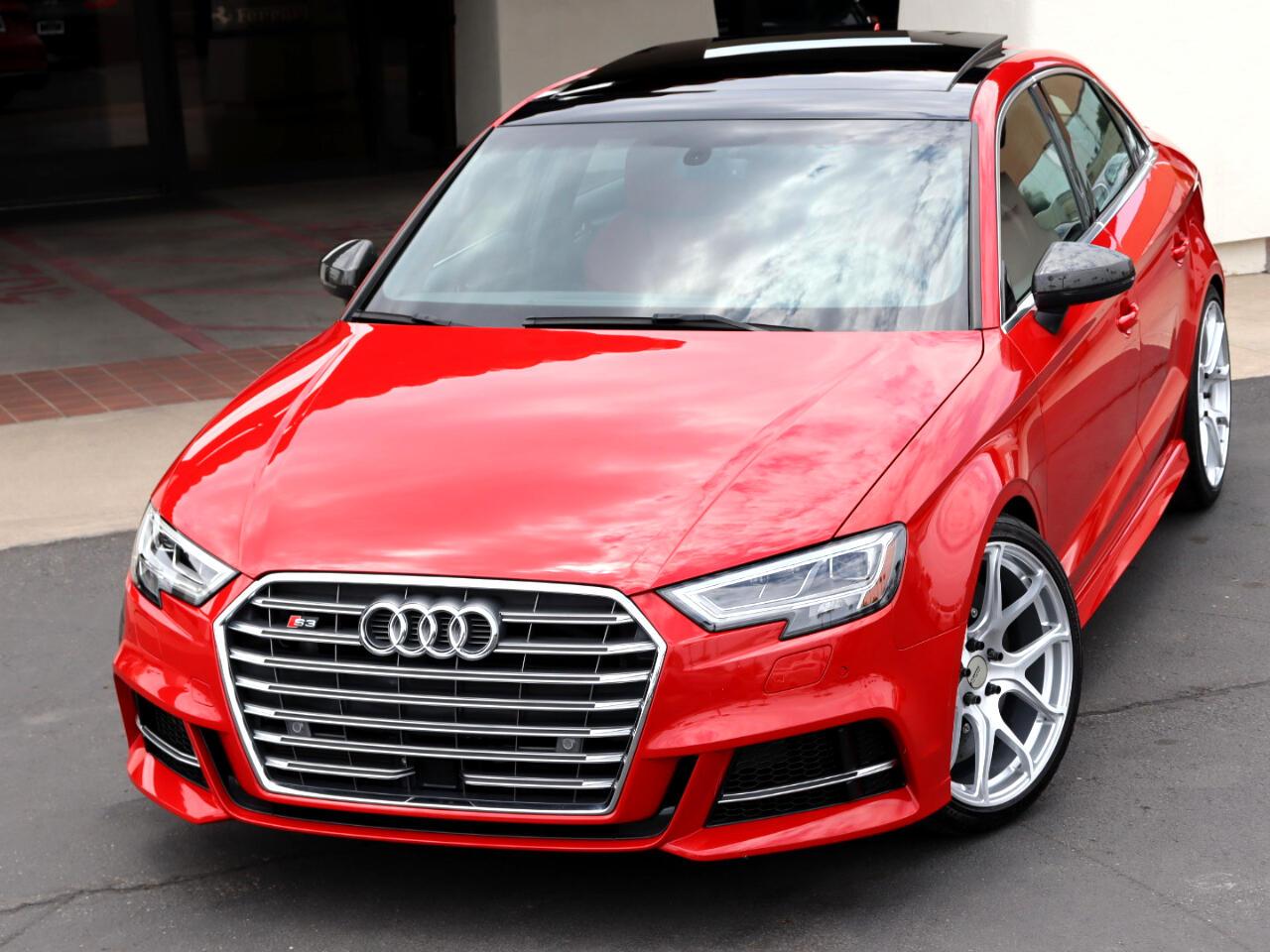 Audi S3 2.0T Premium Plus quattro 2017