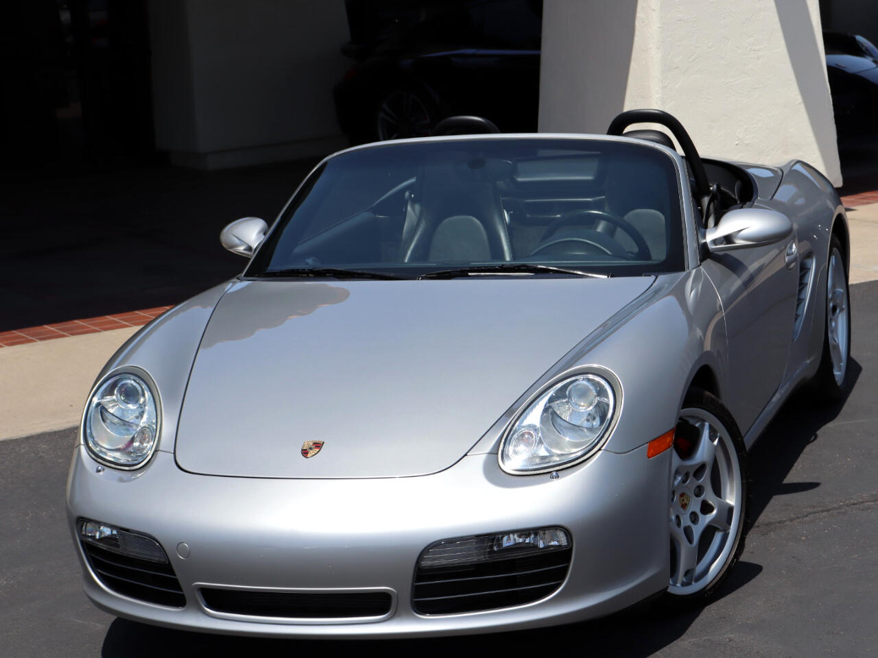 Porsche Boxster S 2005