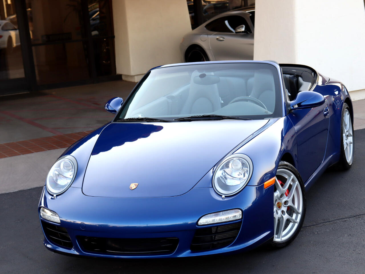 Porsche 911 Carrera S Cabriolet 2009