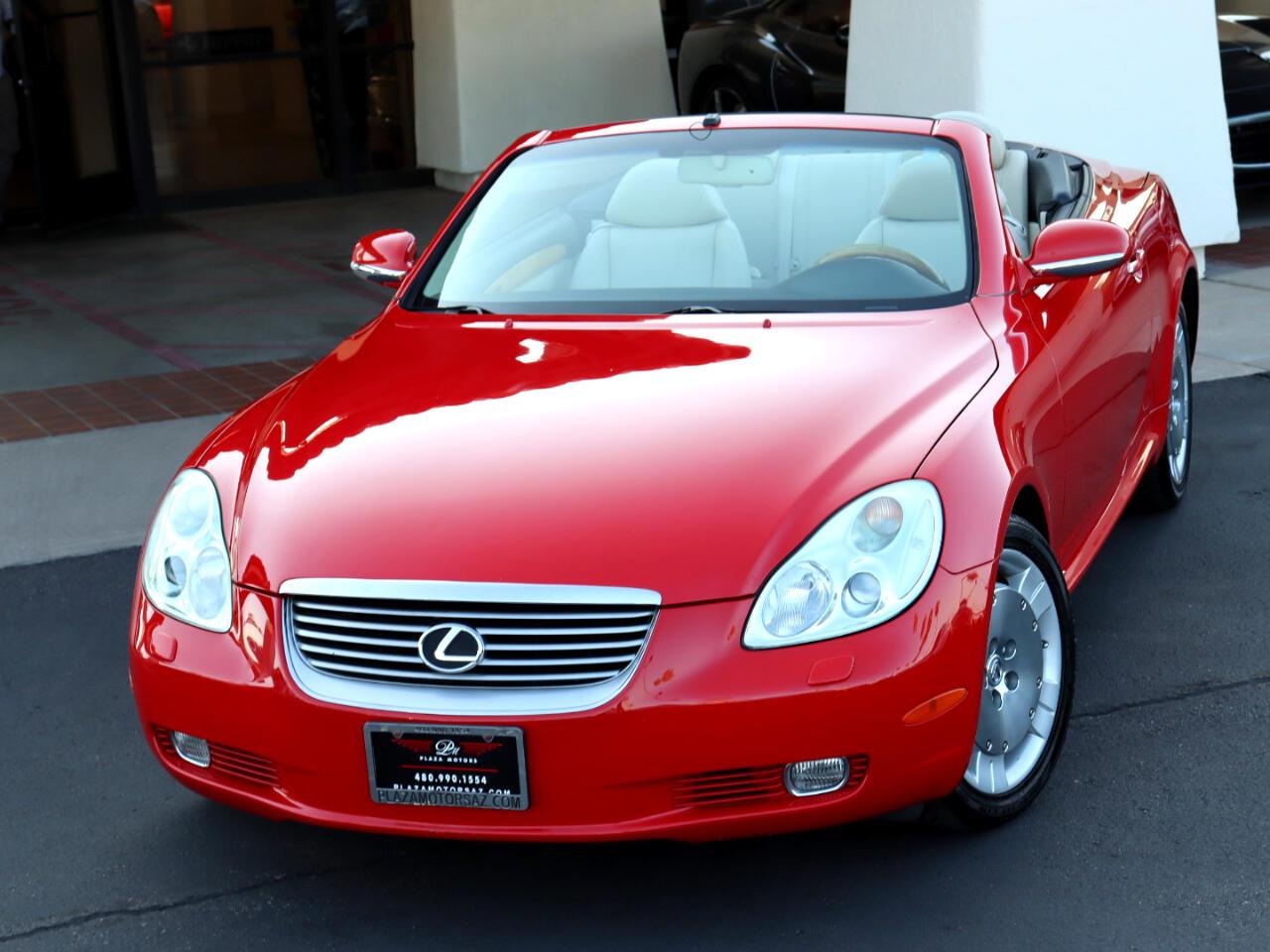 Lexus SC 430 Convertible 2005