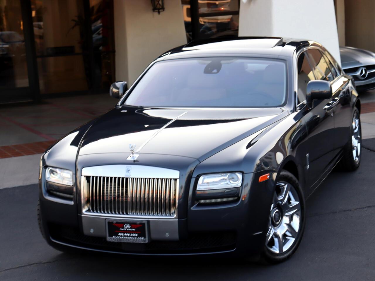 Rolls-Royce Ghost Sedan 2010