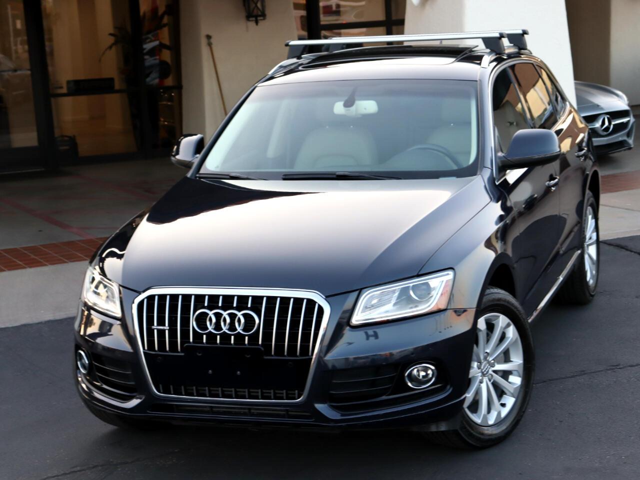 Audi Q5 2.0 quattro Premium 2014