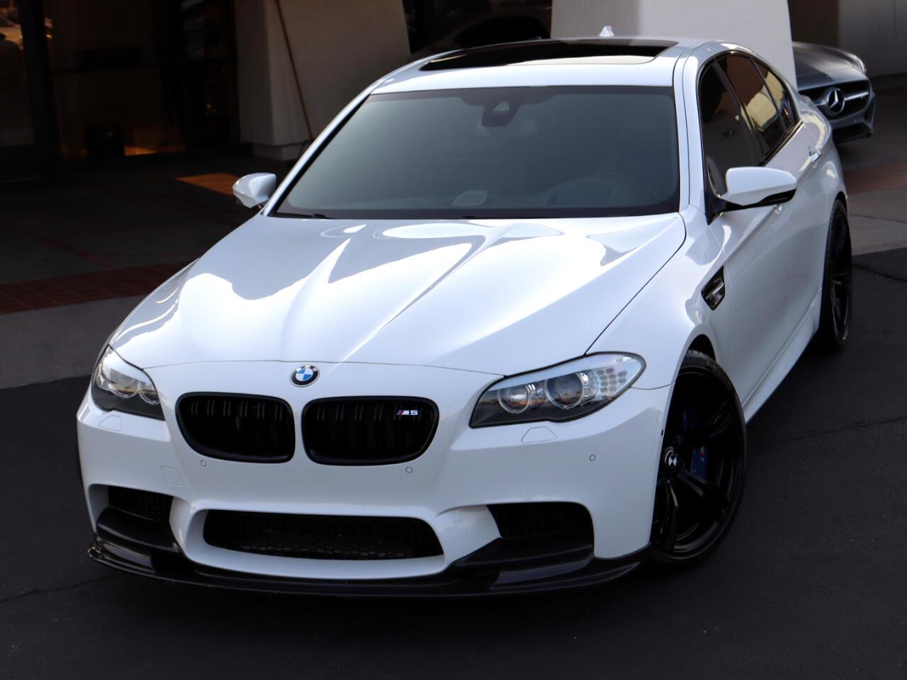 BMW M5 Sedan 2013