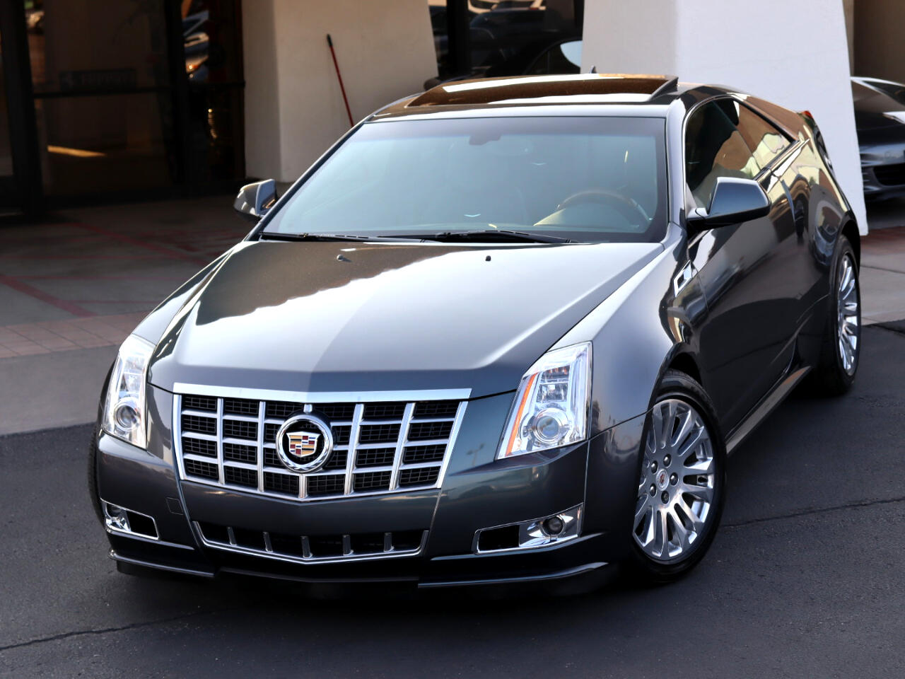 Cadillac CTS Premium AWD w/ Navi 2013